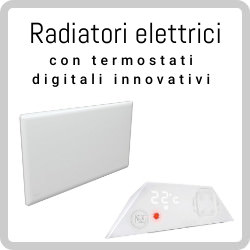 Acquista in modo intelligente radiatori elettrici con termostati digitali innovativi