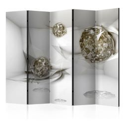 Room Divider Abstract Diamonds II [Ro