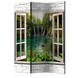 Paravento Green Treasure Room Dividers