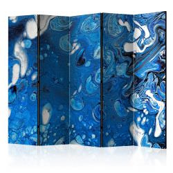 Biombo Blue Stream II Room Dividers