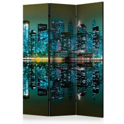 Room Divider Gold reflections NYC [