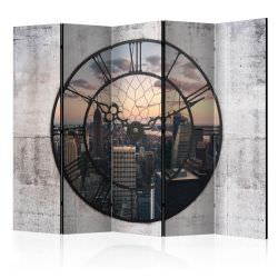 Biombo NYC Time Zone II Room Divider