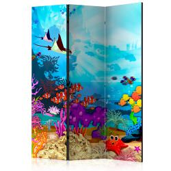 Room Divider Colourful Fish [Room Div