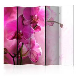 Biombo Pink Orchid II Room Dividers