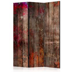 Room Divider Stained Wood [Room Divid