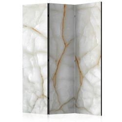 Room Divider White Marble [Room Divid