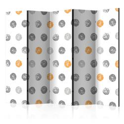 Biombo Round Stamps II Room Dividers