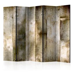 Biombo Gold stripes II Room Dividers