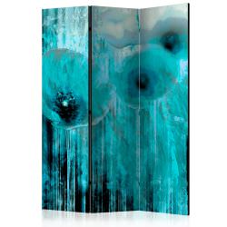 Room Divider Turquoise madness [Room