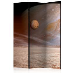 Room Divider A small and a big planet