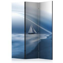 Room Divider Lonely sail drifting [Ro