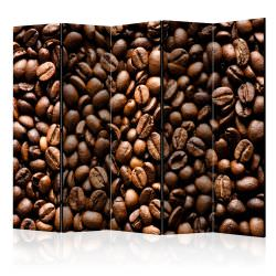 Paravent 5 volets Roasted coffee bean
