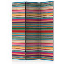 Room Divider Subdued stripes [Room Di