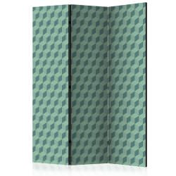 Room Divider Monochromatic cubes [Roo