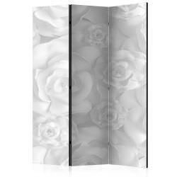 Room Divider Plaster Flowers [Room Di