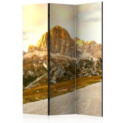 Room Divider Beautiful Dolomites [Roo