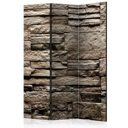 Room Divider Beautiful Brown Stone [R