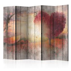 Biombo Autumnal Love II Room Divider