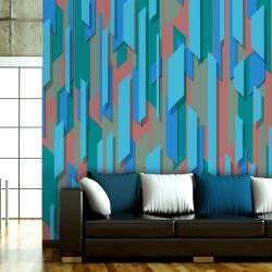 Artgeist Wallpaper Blue lagoon is a product on offer at the best price