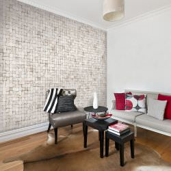 Artgeist Wallpaper Stones mosaic is a product on offer at the best price