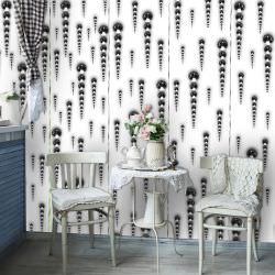 Artgeist Wallpaper Onyx icicles is a product on offer at the best price