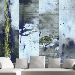 Artgeist Wallpaper Inky inspiration is a product on offer at the best price