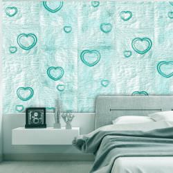 Artgeist Wallpaper Sweet Hearts is a product on offer at the best price