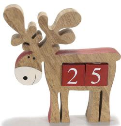 Art From Italy Perpetual Calendar in the shape of wood is a product on offer at the best price