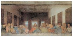 Quadro Decorativo The Last Supper Today