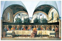 Quadro Decorativo Last Supper
