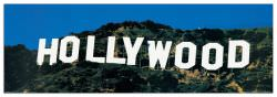 Quadro Decorativo Hollywood