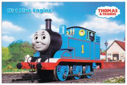 Quadro Decorativo Thomas And Friends
