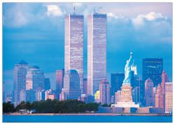 Quadro Decorativo New York Twin Towers