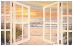 Quadro Decorativo Sunset Beach