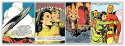 Quadro Decorativo Flash Gordon Comics