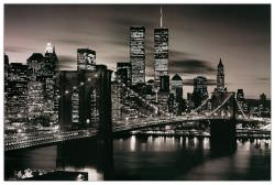 Quadro Decorativo Brooklyn Bridge Bew