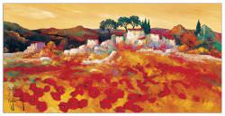 Quadro Decorativo Provence Doree