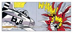 Quadro Decorativo Whaam