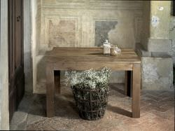 Guarnieri Eucalyptus extendable dining table is a product on offer at the best price