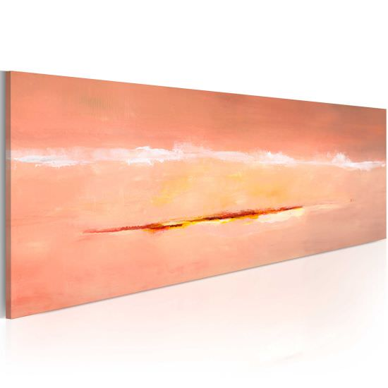 Handmade painting Abstract daybreak