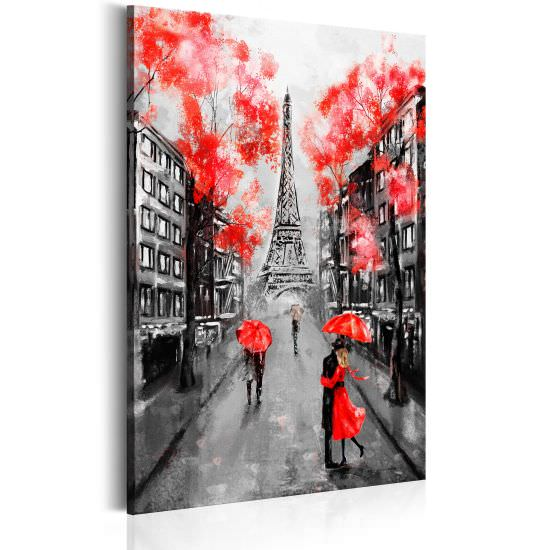 Quadro Paris The City of Love