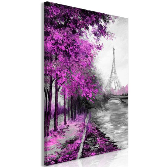 Quadro Paris Channel 1 Part Vertical Pin