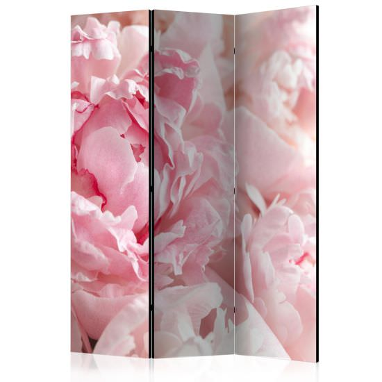 Paravent 3 volets Sweet Peonies Room