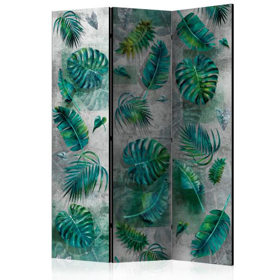 Paravent 3 volets Modernist Jungle R