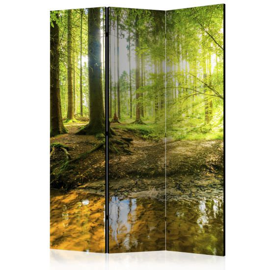 Paravento Forest Lake [Room Dividers]