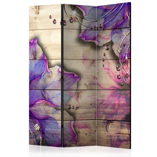 Paravento Purple Memory Room Dividers