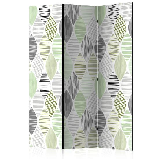 Paravento Green Tears Room Dividers