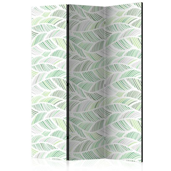 Paravento Green Waves Room Dividers