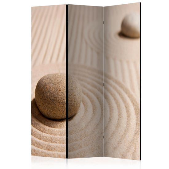 Biombo Sand and zen Room Dividers