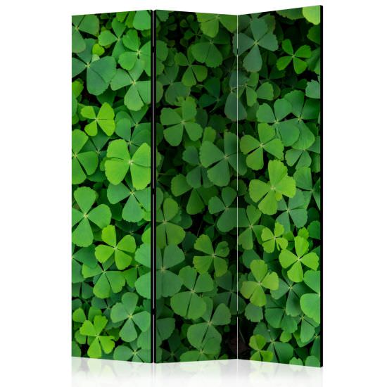 Paravento Green Clover Room Dividers